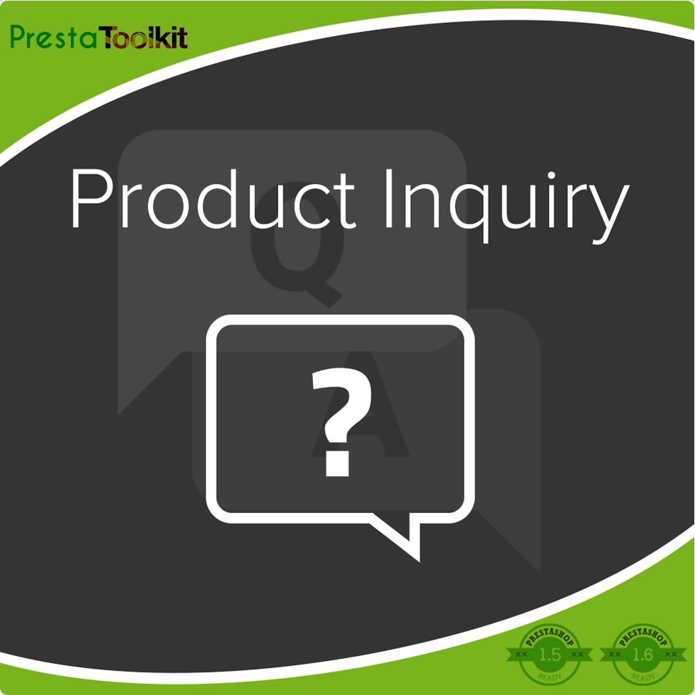 module - Kontaktformular & Umfragen - Produktanfrage - 1