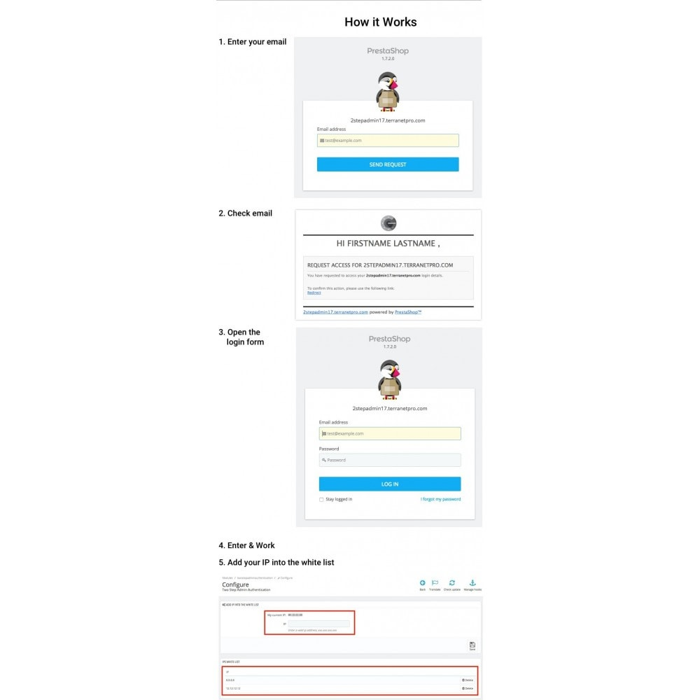 module - Social Login & Connect - Two Step Admin Authentication - 1