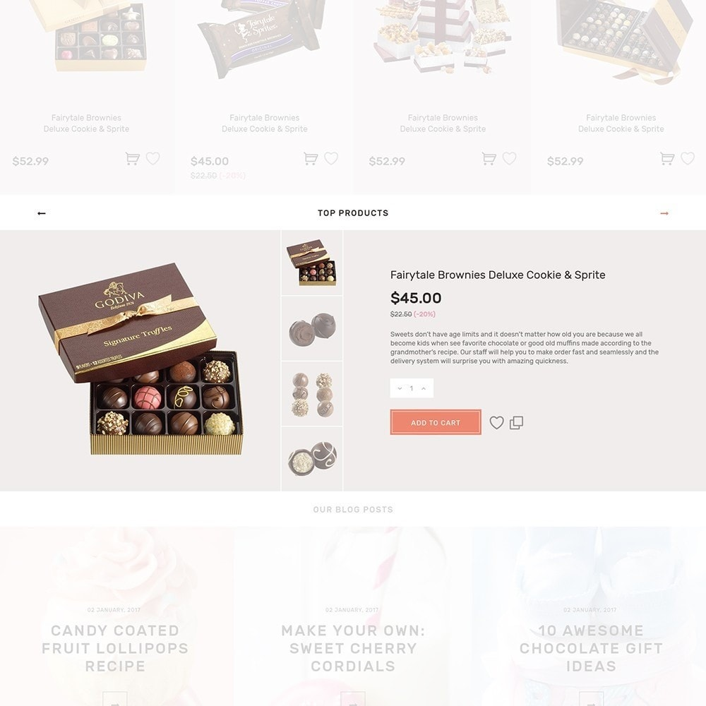 theme - Eten & Restaurant - Sweet4you - Sweet Shop - 6