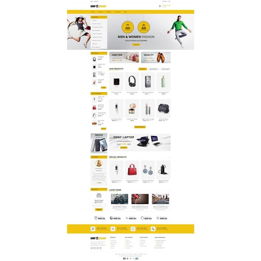 theme - Auto & Moto - ShopBazar Mega Store V4 - 2