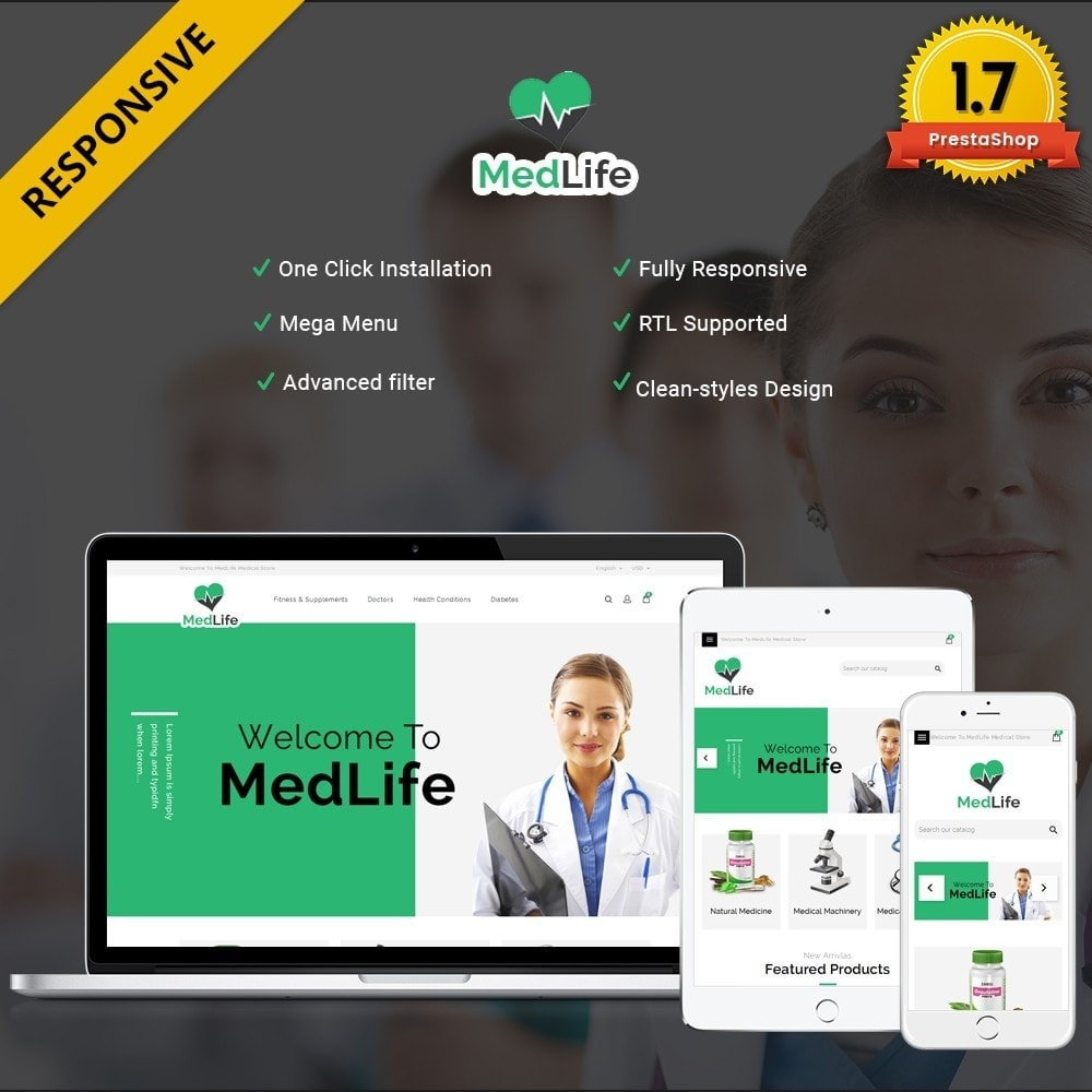 MedLife Medical Store