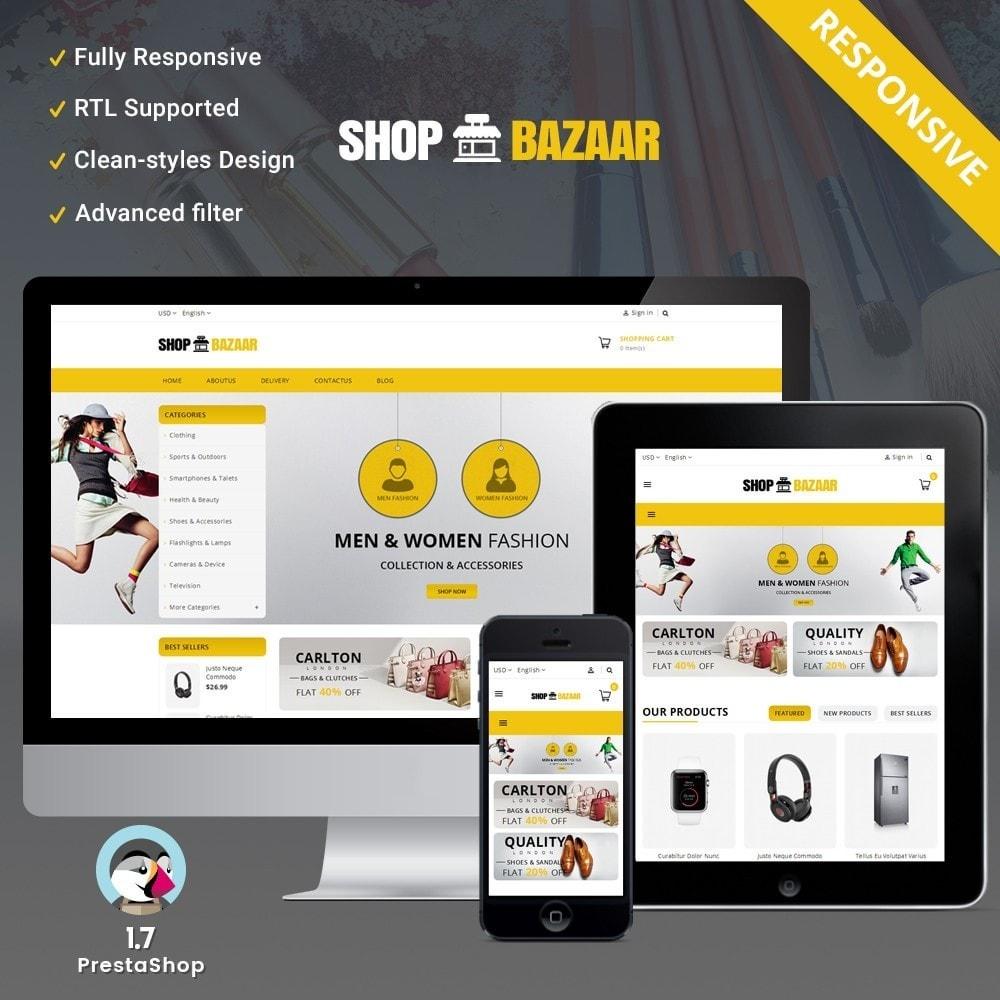 ShopBazar Mega Store V4