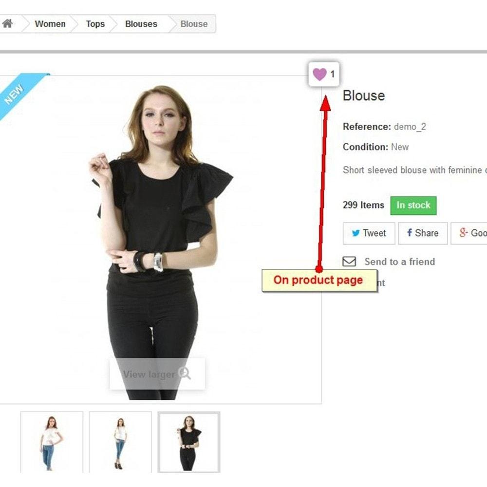 module - Recensioni clienti - Il prodotto piace, le valutazioni dei clienti - 2