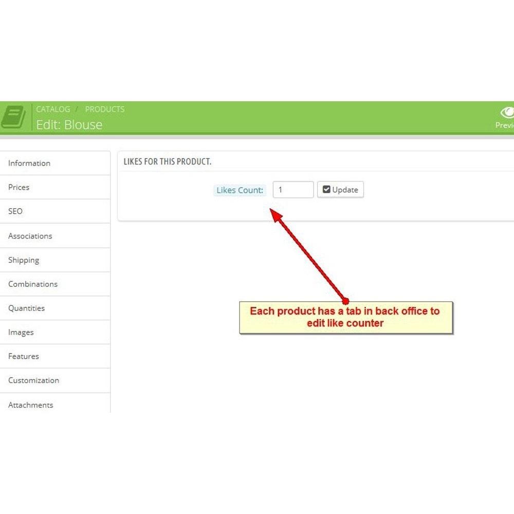 module - Recensioni clienti - Il prodotto piace, le valutazioni dei clienti - 6