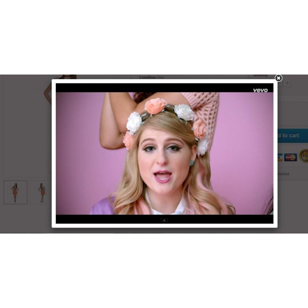 module - Vidéo & Musique - Vidéos du produit Youtube - 5