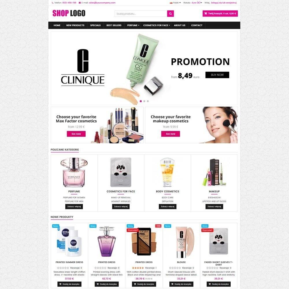 P16AT08 Perfumy i kosmetyki