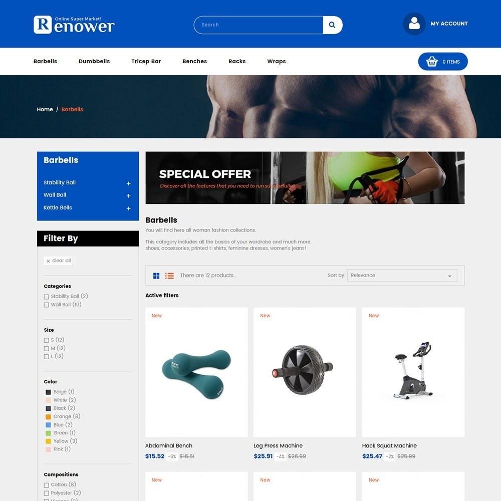 Renower - Mega Tool Store