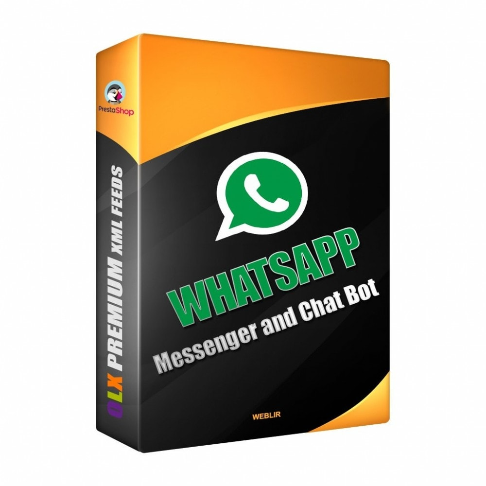 module - Suporte & Chat on-line - WhatsApp Messenger and Chat Bot - 1