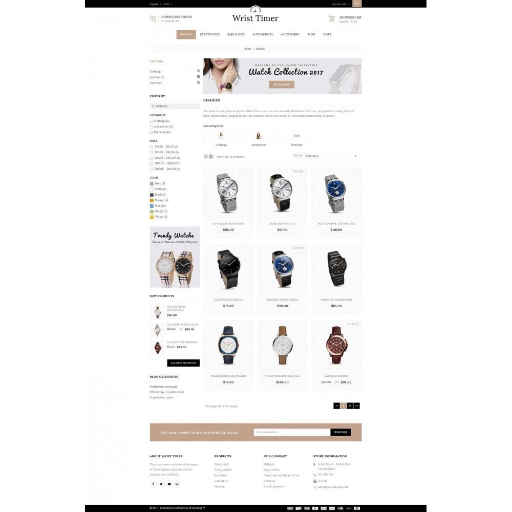 Wrist Timer - Watch Store
