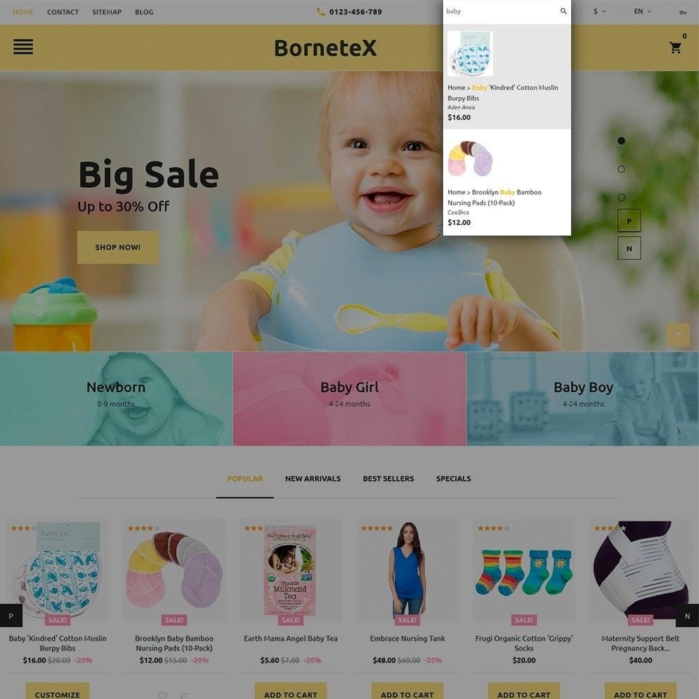 theme - Niños y Juguetes - BorteneX -  Sitio de Tienda de Productos para Bebés - 7