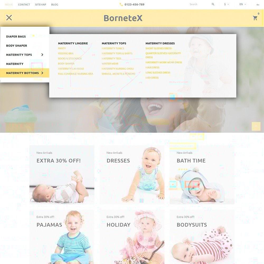 BorneteX - магазин товаров для беременных