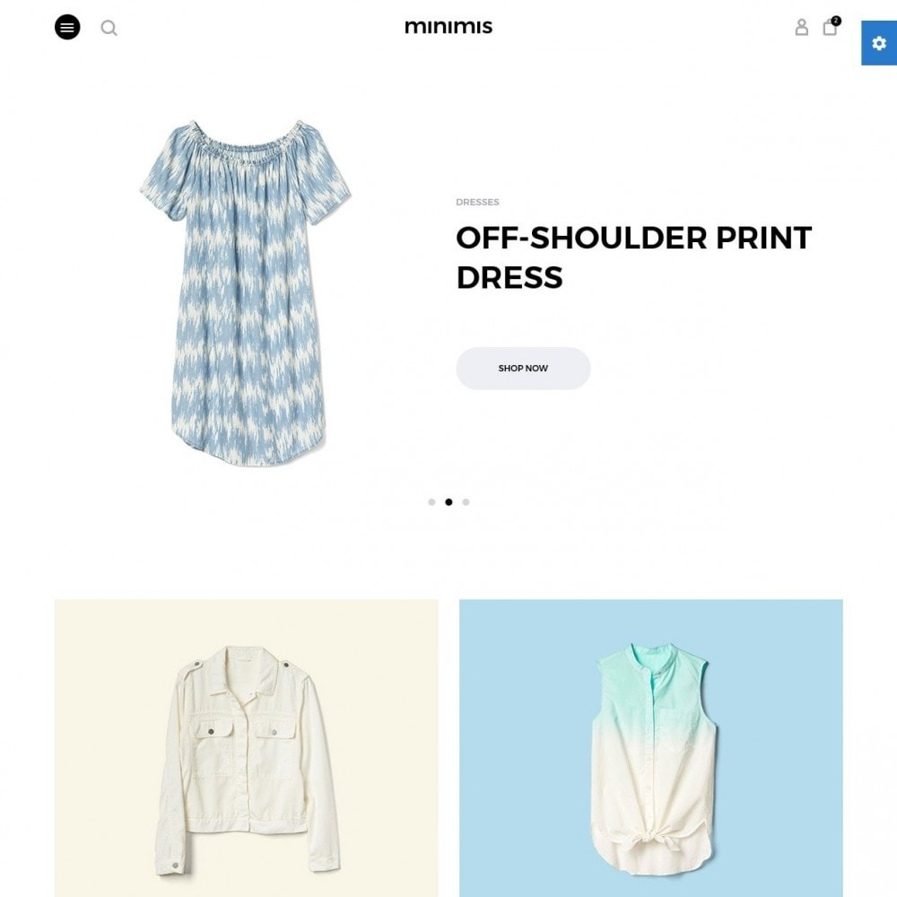 Minimis Fashion Store