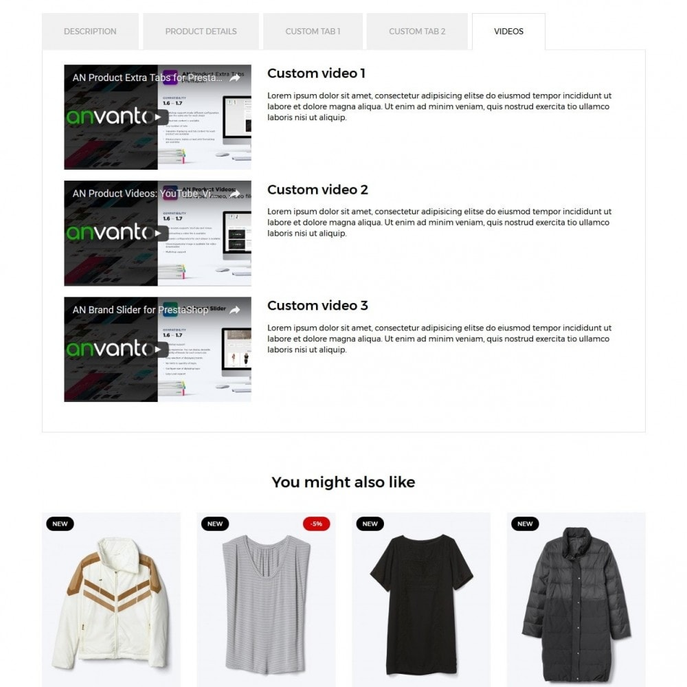 theme - Moda & Calzature - Minimis Fashion Store - 9