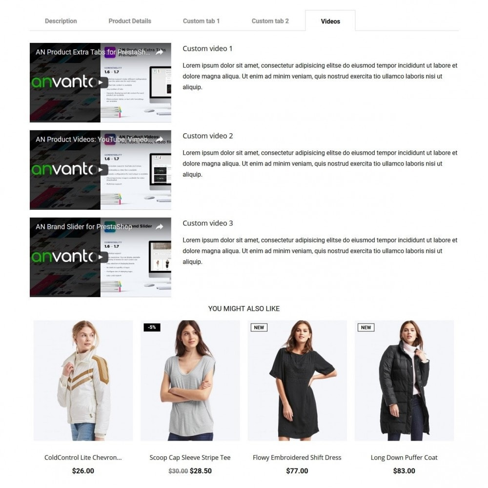 theme - Moda & Calzature - Girlfriend Fashion Store - 9