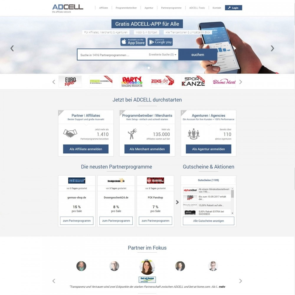 module - Data Integraties (CRM, ERP...) - Adcell Connector - Product feed and tracking code - 2