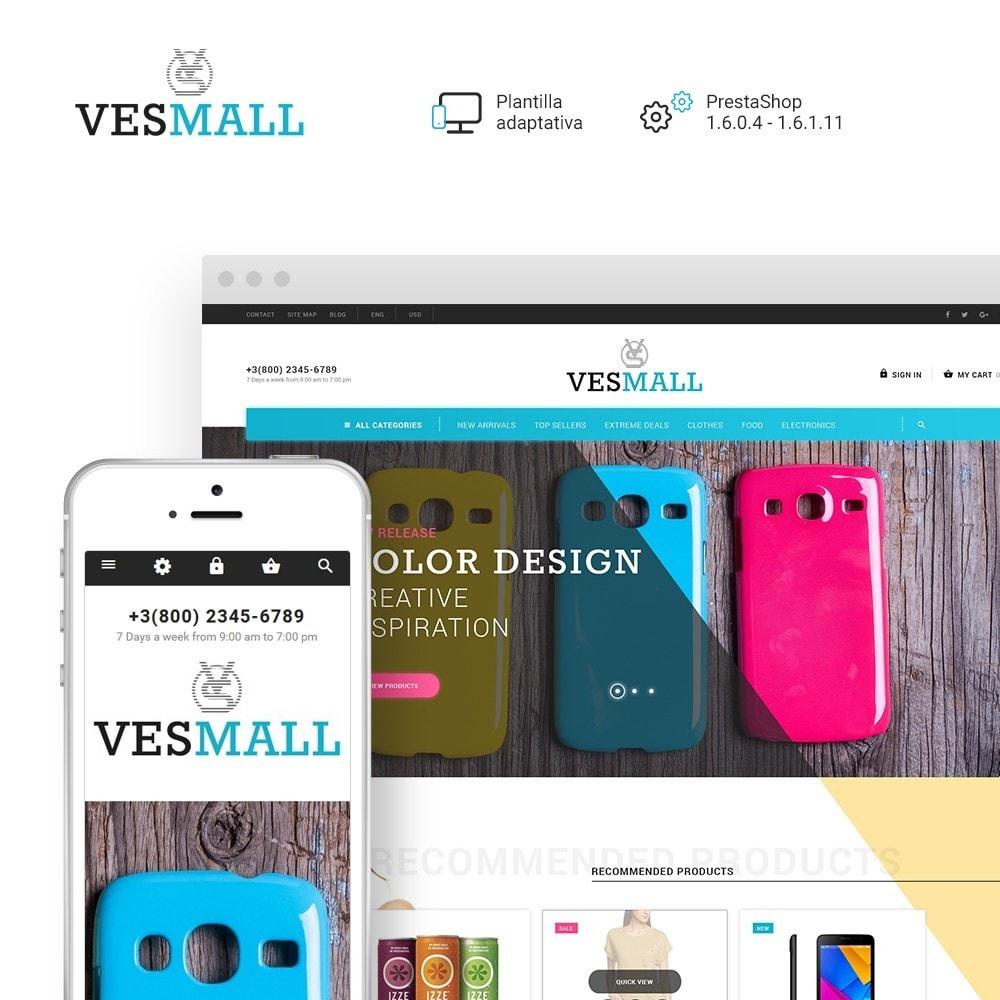 Vesmall - Sitio de Tienda para Mayoristas