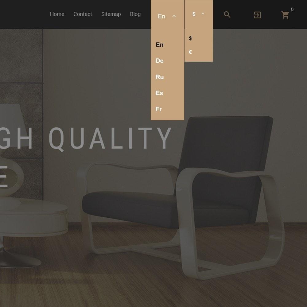 theme - Дом и сад - Sofarman - Адаптивный PrestaShop шаблон магазина мебели - 6