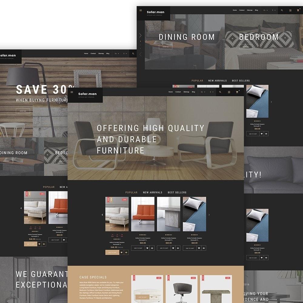 Sofarman - Design d'intérieur thème PrestaShop