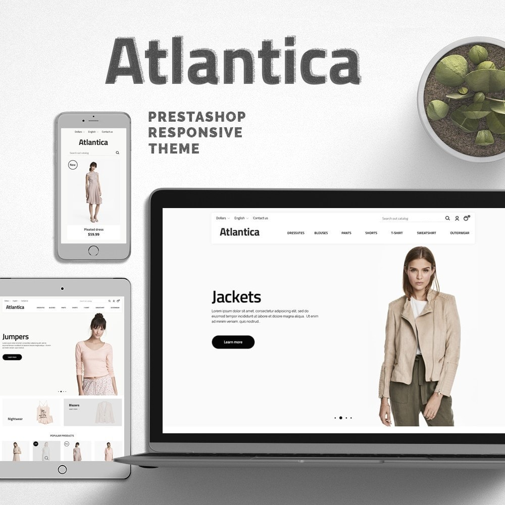 Atlantica Fashion Store