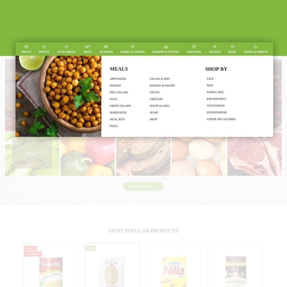theme - Продовольствие и рестораны - FoodFate - шаблон магазина по продаже еды - 4