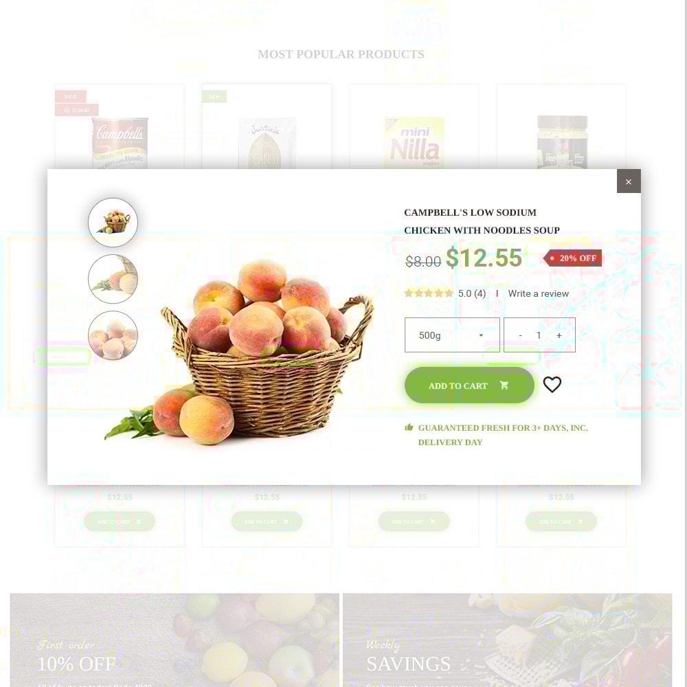 theme - Продовольствие и рестораны - FoodFate - шаблон магазина по продаже еды - 6