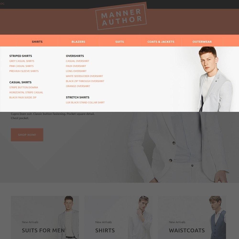 theme - Mode & Chaussures - MannerAuthor - vêtements pour hommes - 4