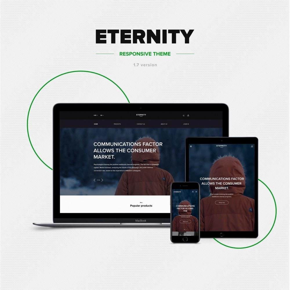theme - Moda & Calzature - Eternity - Clothes Store - 1