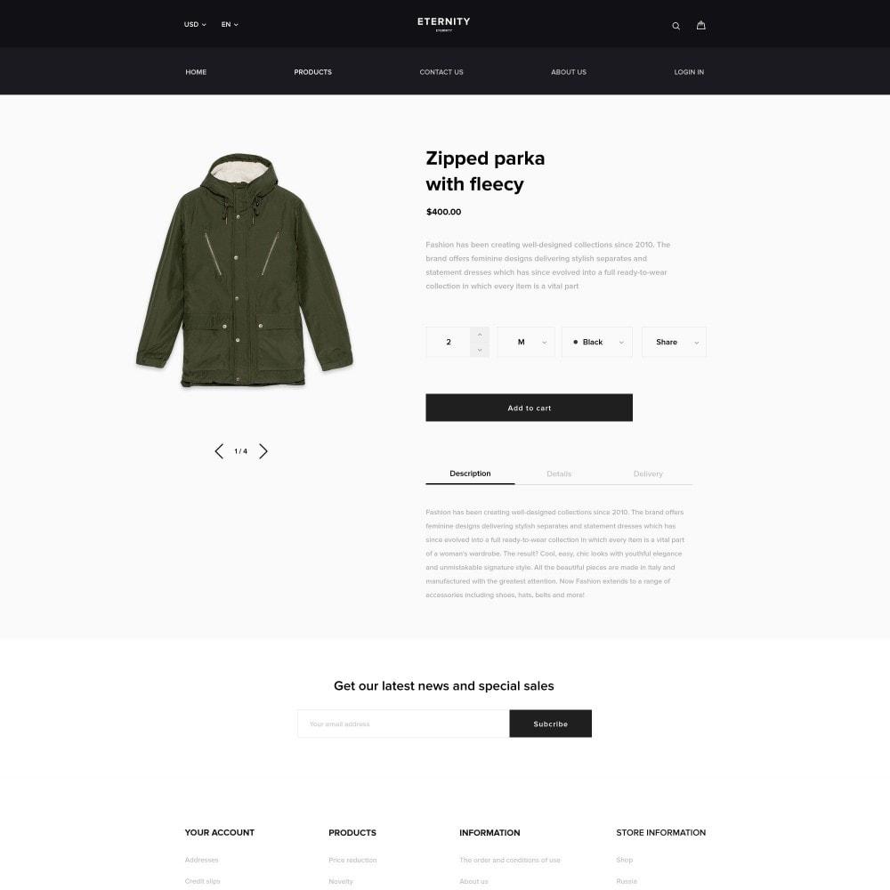 theme - Moda & Calzature - Eternity - Clothes Store - 5