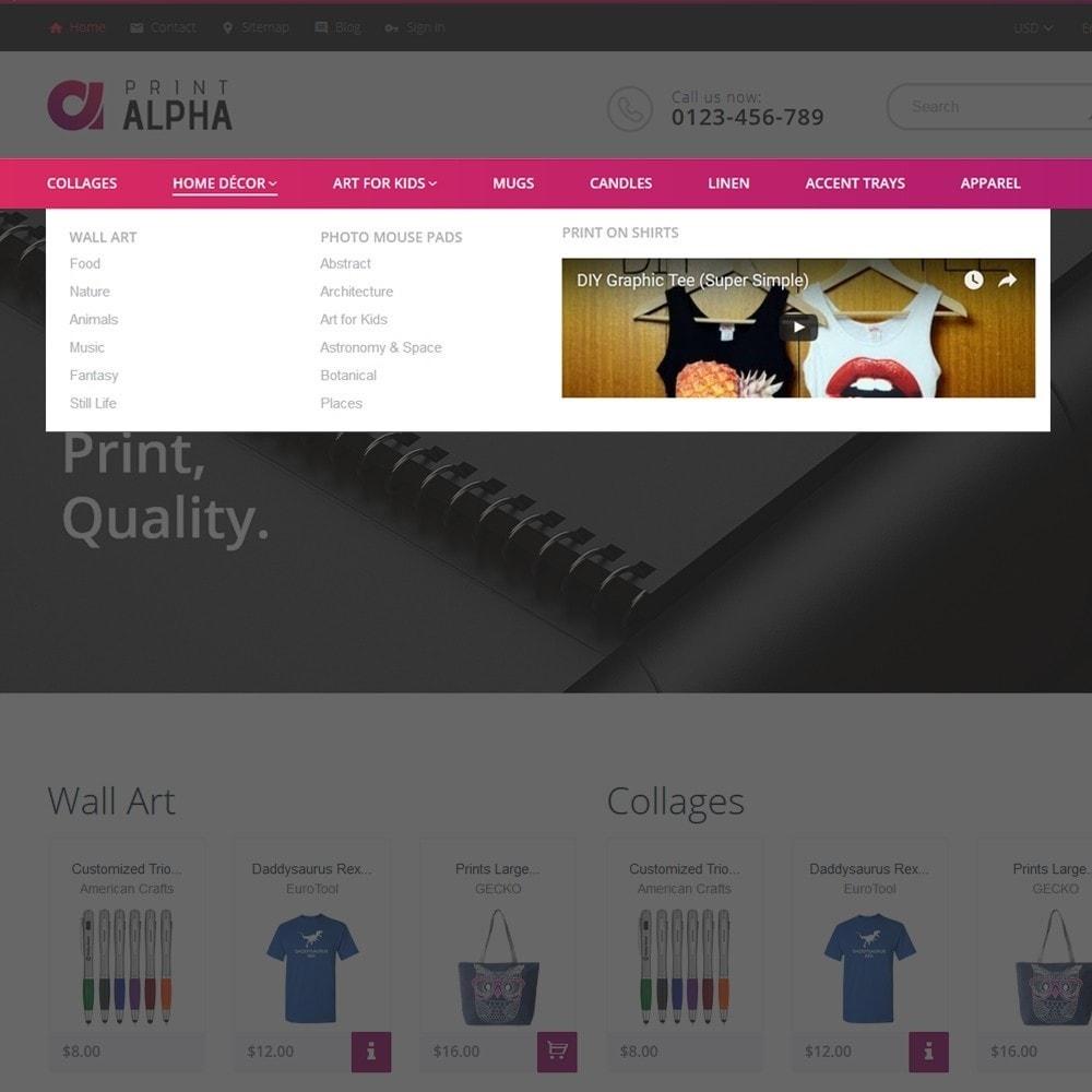 PrintAlpha - Design & Décor