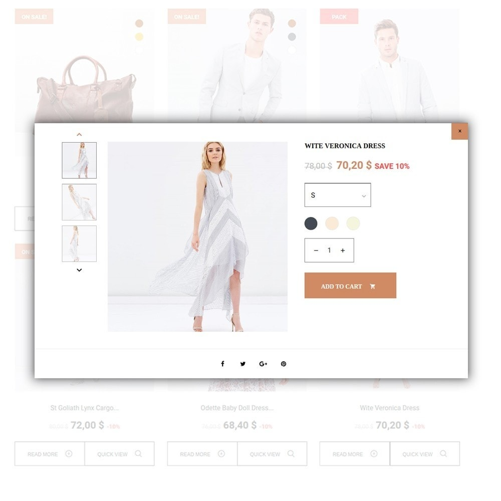 theme - Mode & Schuhe - Mannerway - Clothes & Accessories PrestaShop Theme - 5