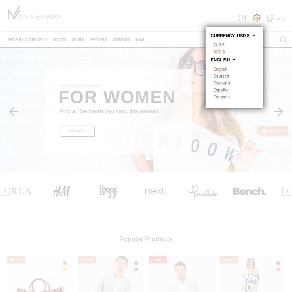 theme - Мода и обувь - Lunalin - магазин по продаже косметики - 6