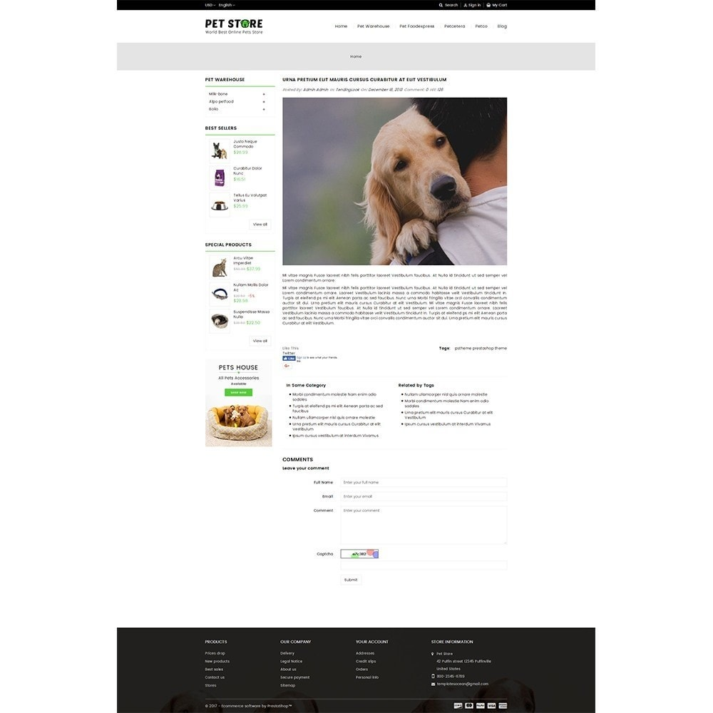 theme - Animaux - Pet Store - 8