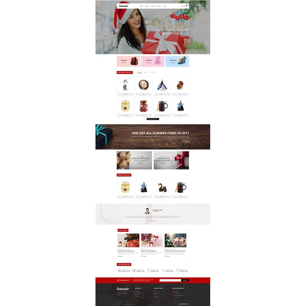 theme - Gifts, Flowers & Celebrations - Sovunier Store - 2
