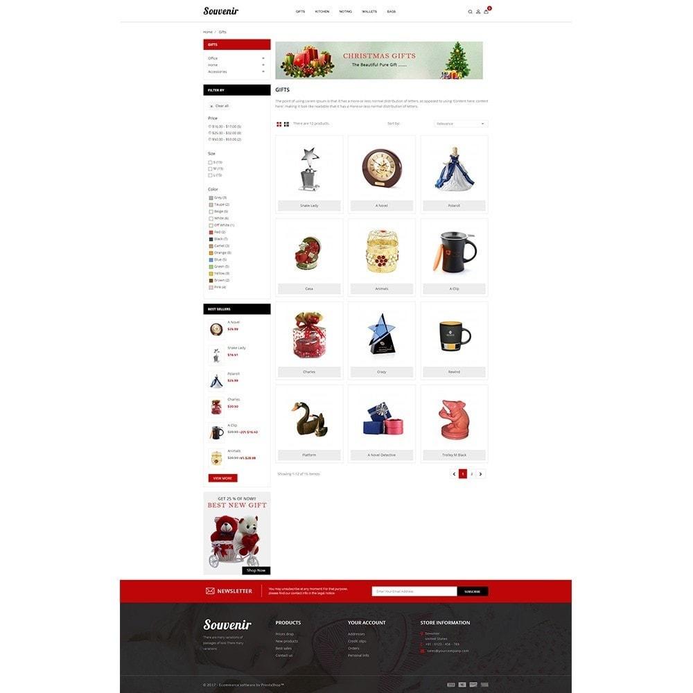 theme - Подарки, Цветы и праздничные товары - Sovunier Store - 3