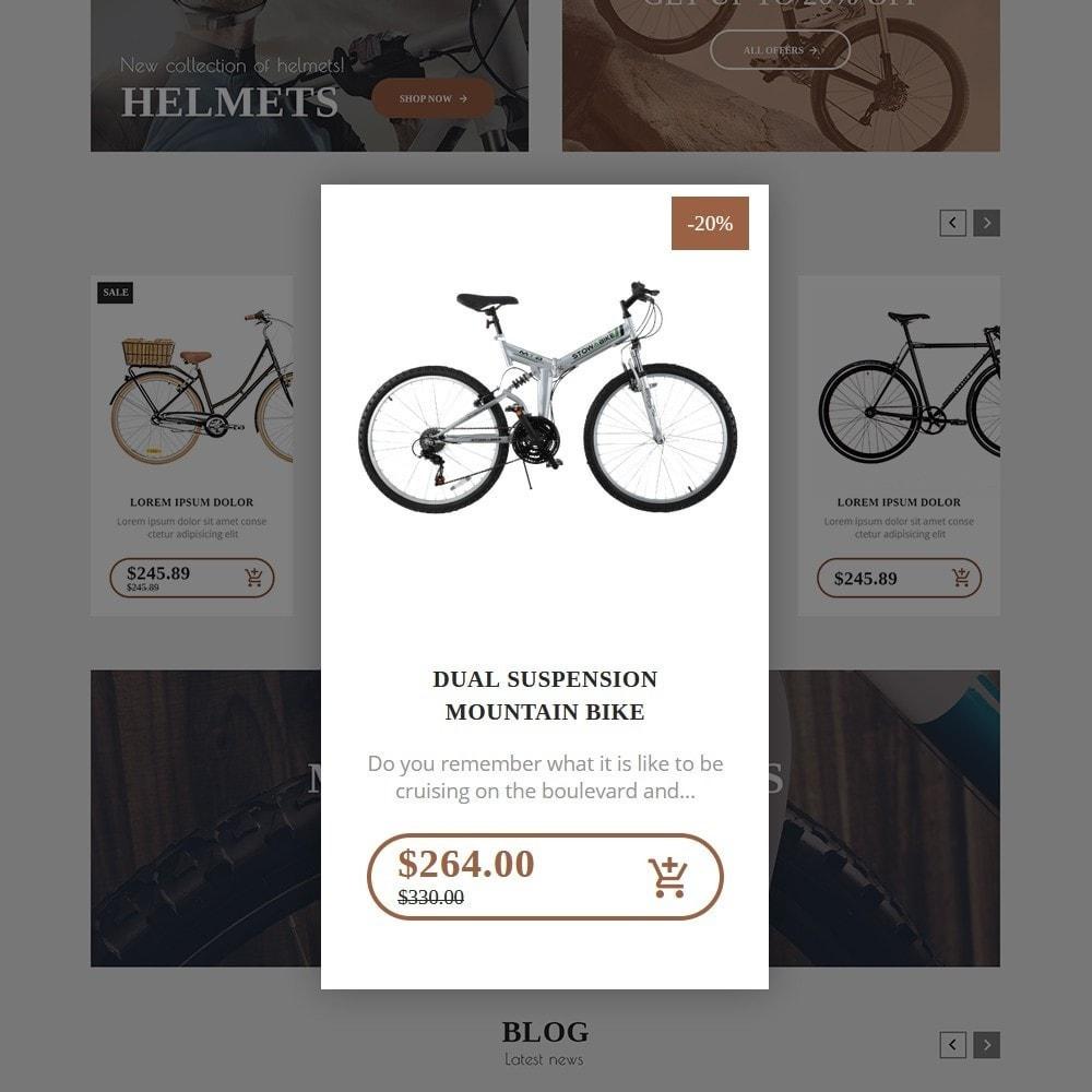 theme - Спорт и Путешествия - BigBike - шаблон по продаже велосипедов - 3