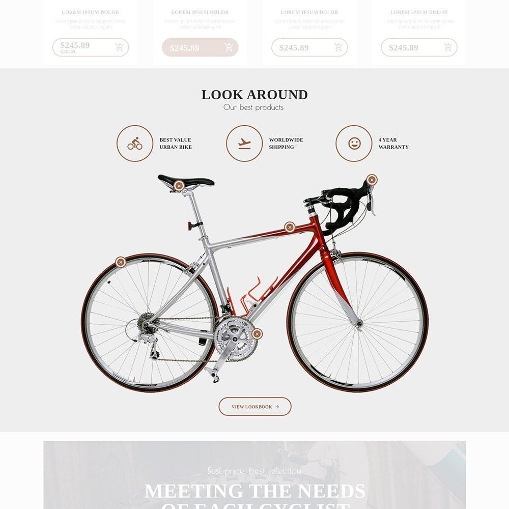 theme - Спорт и Путешествия - BigBike - шаблон по продаже велосипедов - 4