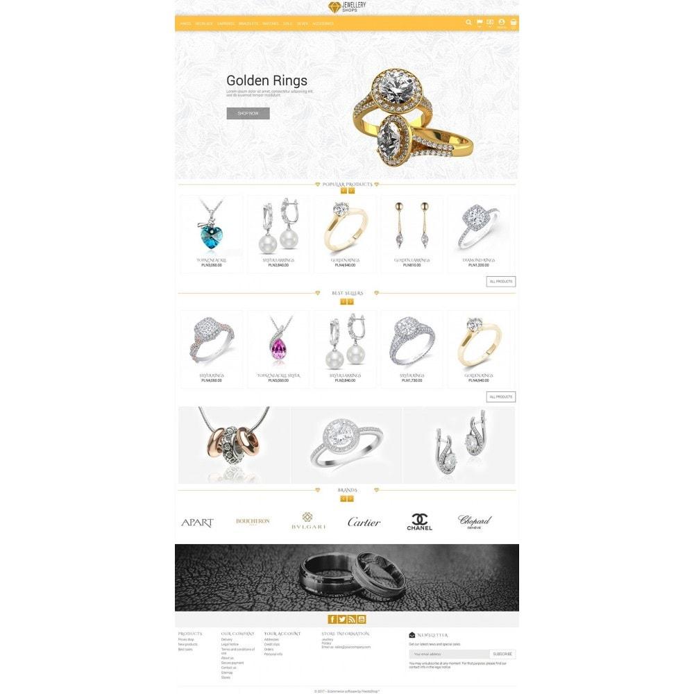 theme - Biżuteria & Akcesoria - Jewellery Shop - 2