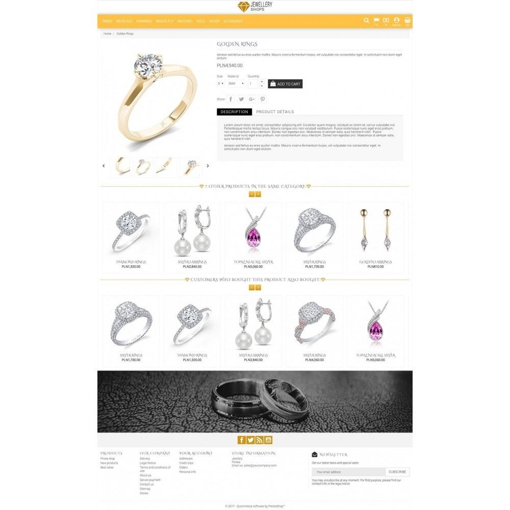 theme - Ювелирные изделия и Аксессуары - Jewellery Shop - 3