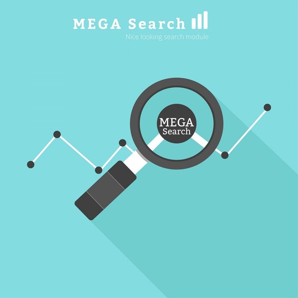 module - Ricerche & Filtri - Ricerca di MEGA - blocco di ricerca di modelli multipli - 1