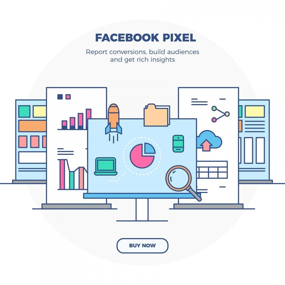 module - Informes y Estadísticas - Pixel Conversion Pro - seguimiento de todos los eventos - 2
