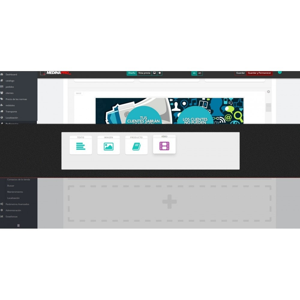 module - Page Customization - MedinaPro cms builder 10 in 1 - 4