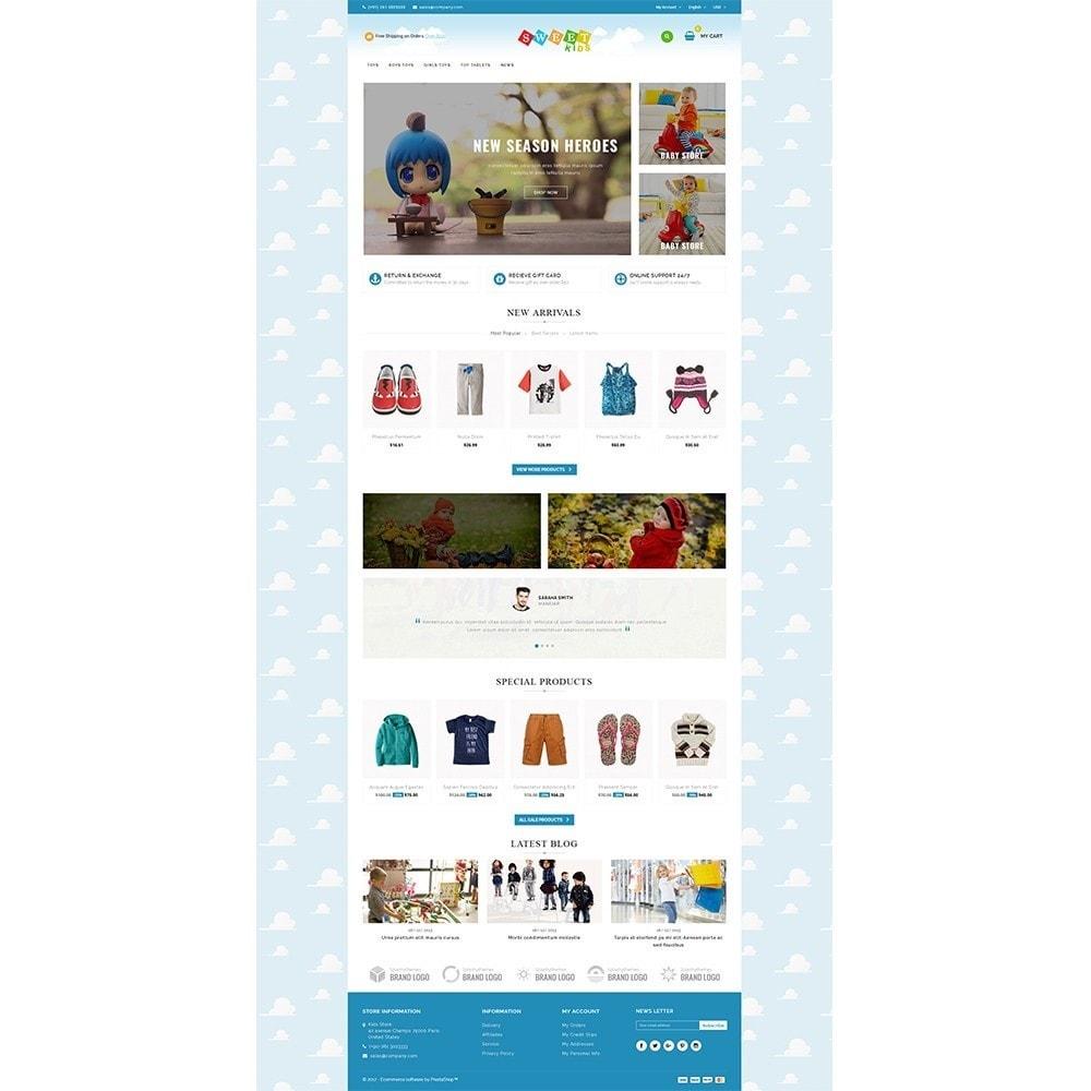theme - Kinderen & Speelgoed - Kids Store - 2