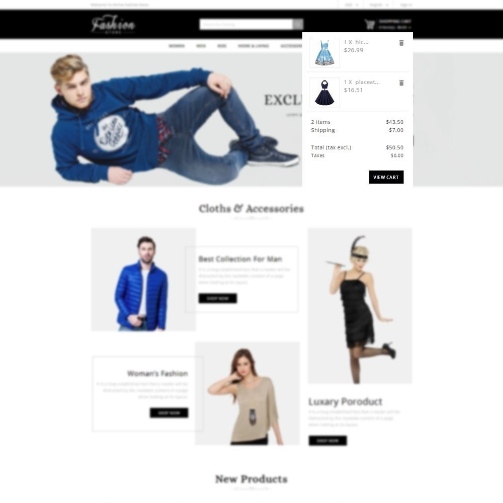 theme - Mode & Schoenen - Fashion Store - 6