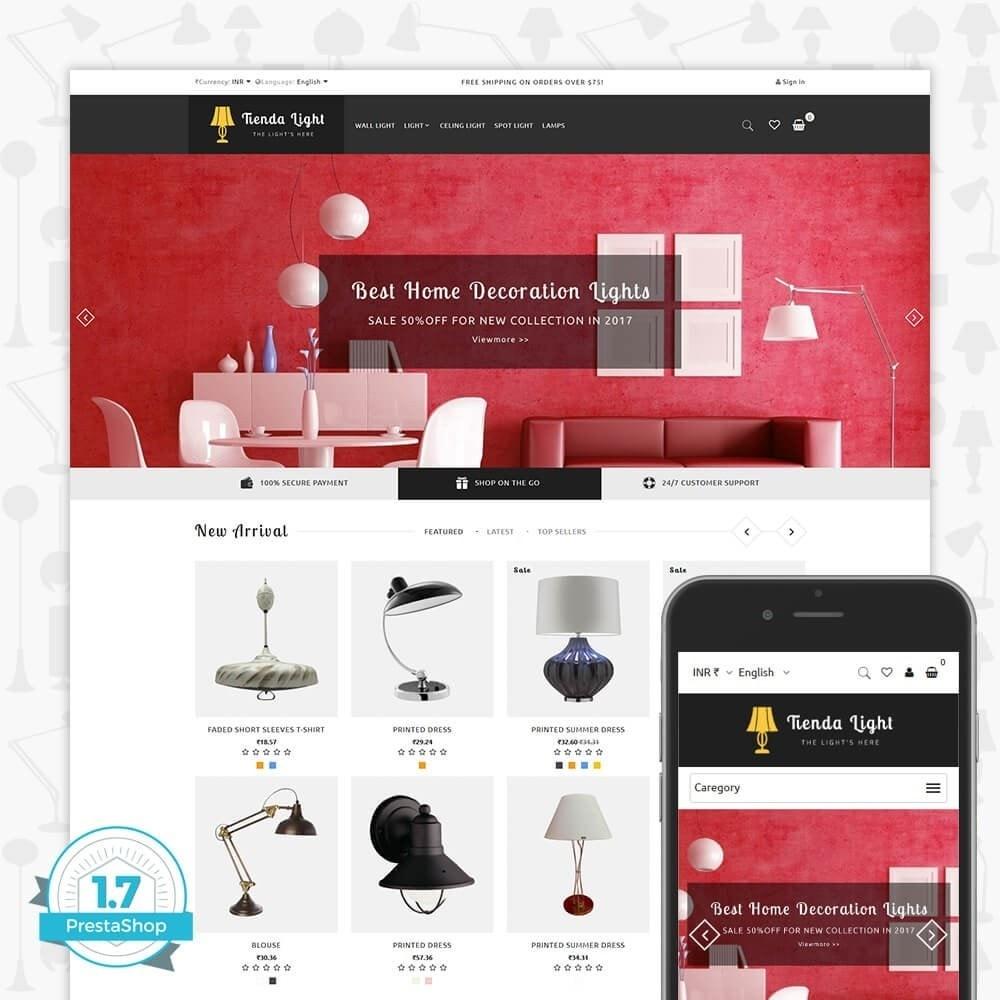 theme - Дом и сад - Tienda Light Store - 1
