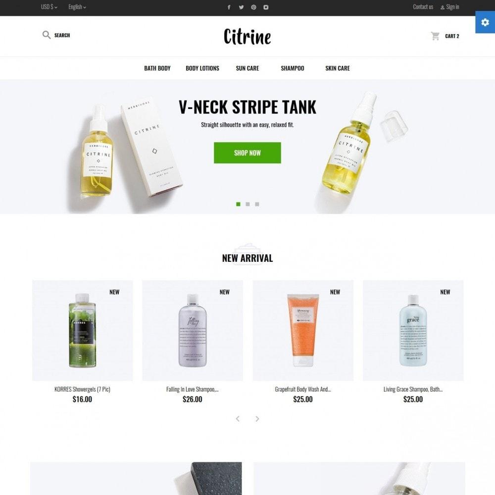 Citrine Cosmetics