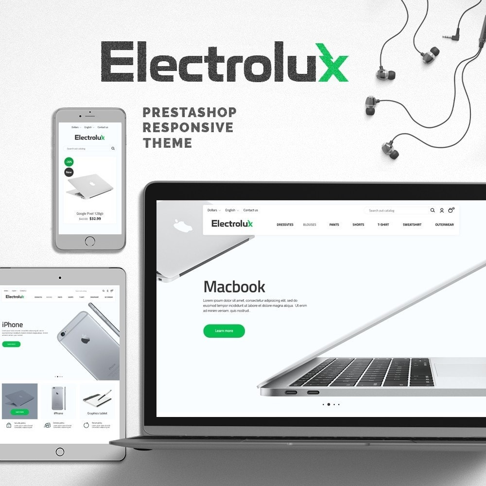 Electrolux - High-tech Shop