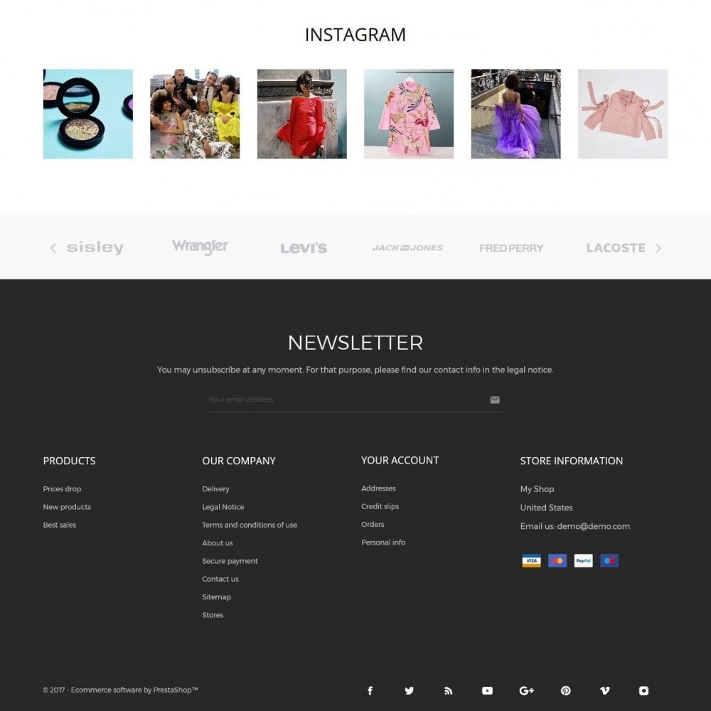 theme - Moda & Calzature - Ashlee Fashion Store - 4