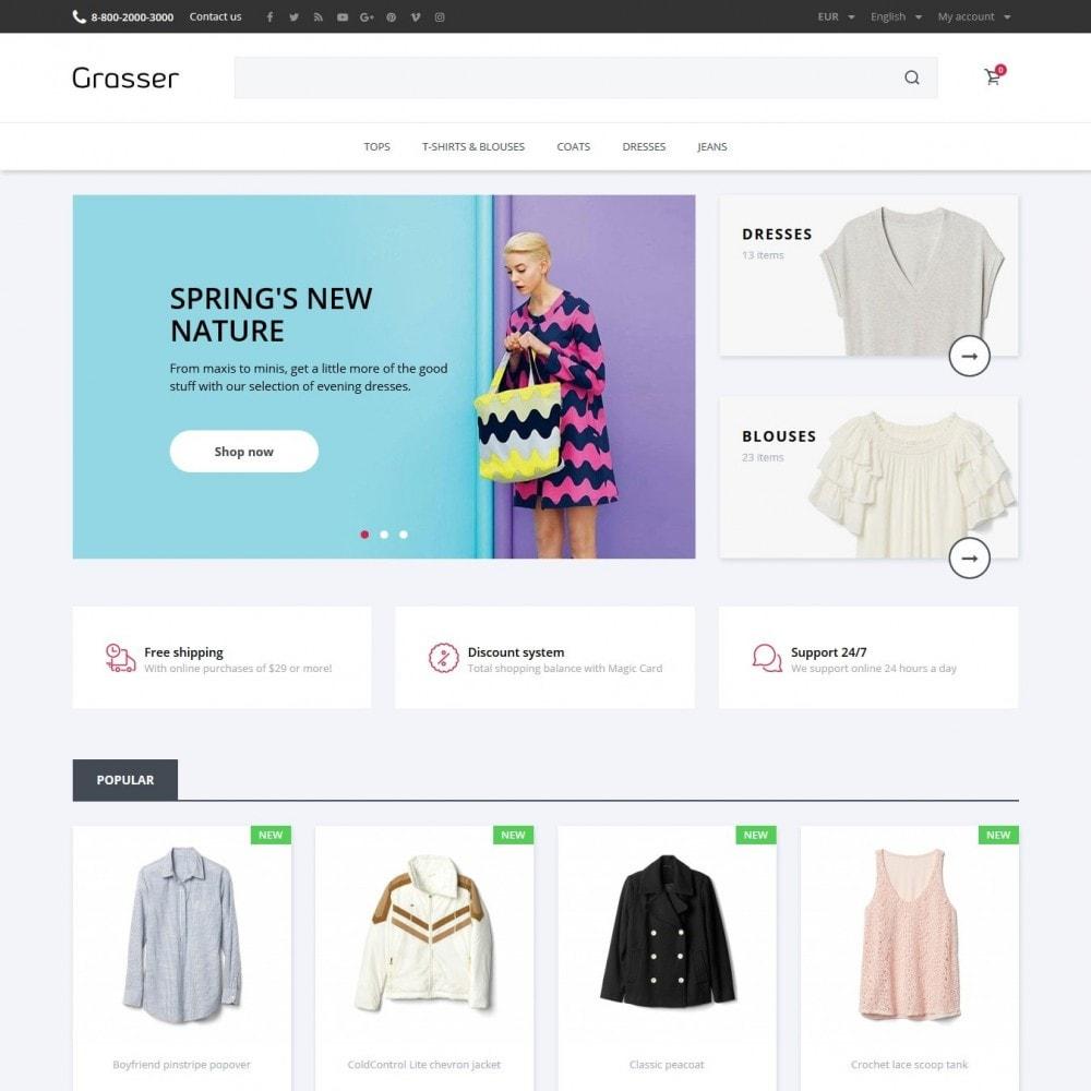 Grasser Fashion Store