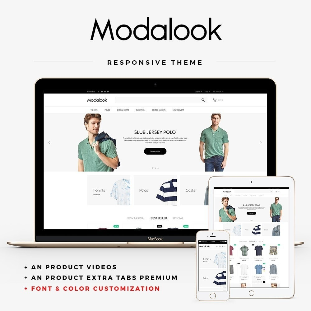 Modalook Men's Wear