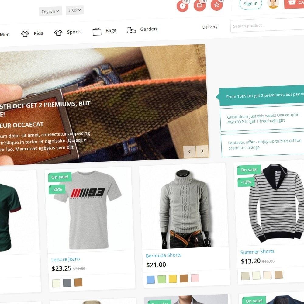 theme - Mode & Schoenen - Sandra Fashion Store - 1